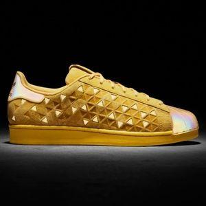 Adidas Superstar Xeno Reflective AQ8182 Yellow